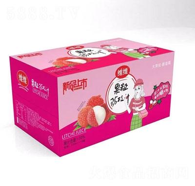 维维果粒荔枝汁500mlX15罐