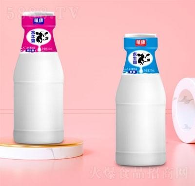 植康水牛奶饮品