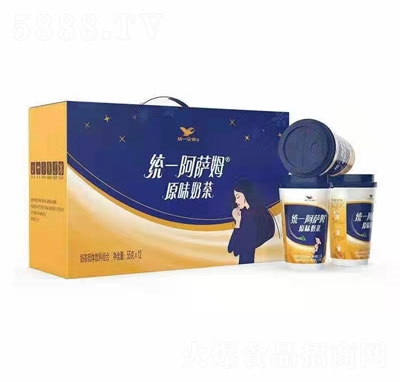阿萨姆原味奶茶55gX12