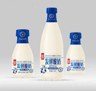 坚养发酵酸奶1.25L