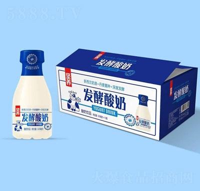坚养发酵酸奶320mL×15瓶