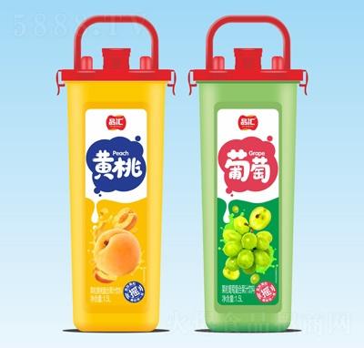 品汇果粒复合果汁饮料系列1.5L