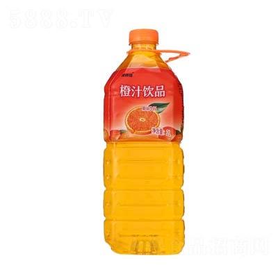 庞师傅橙汁饮品2L