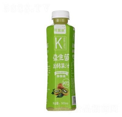 旺露泉益生菌发酵果汁猕猴桃果汁500ml