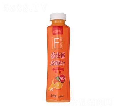 旺露泉益生菌发酵果汁鲜橙汁500ml