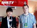 重庆巴牛食品优德88免费送注册体验金在福州会上接受火爆食品网专访