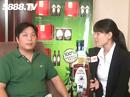 北京世纪康鑫商贸有限责任公司接受火爆食品饮料招商网记者采访