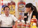 5888.TV采访福建省福州双星食品饮料有限公司现场