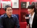 河北口香传食品有限公司接受火爆食品饮料招商网记者采访