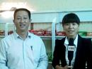 曼食客食品有限公司在第87届糖酒会接受5888.TV记者现场采访
