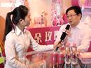 倪氏玫瑰产业股份有限公司马总接受5888.TV记者采访