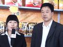 5888.TV记者采访山东临沂京宝食品有限公司曹总