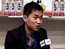 郑州江旺饮品优德88免费送注册体验金接受火爆网记者采访