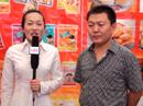 火爆网专访山东高唐多米乐食品有限公司