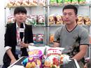 2012第六届全国糖酒会火爆网采访香港枫誉食品优德88免费送注册体验金
