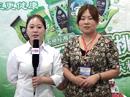 果王猕猴桃果汁山东事业部刘总接受5888.TV采访