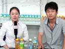济南阳光食品有限公司接受火爆食品饮料招商网记者采访