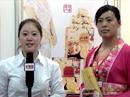 火爆食品饮料招商网采访菏泽市富贵坊食品厂朱总