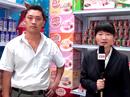 2012第二届糖酒会现场河南小奶人乳业采访报道