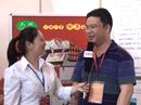 火爆网采访六安市康尔惠食品有限公司李总