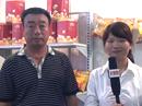 火爆食品饮料招商网采访上海正荣食品优德88免费送注册体验金孙经理