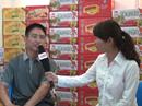 邢台有缘食品有限公司接受5888.TV记者采访