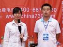 河南七点半食品有限公司接受5888.TV记者采访