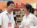 临沂京宝食品在2012年山东秋季糖酒会上接受5888.TV采访