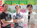 小神龙食品接受5888.TV火爆食品饮料网采访
