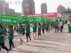 火爆食品网在第十三届(漯河)食品博览会不懈努力