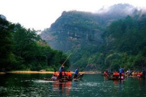 福州旅游景点排行榜