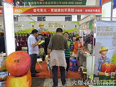 壹号果元食品,较高的市场占有率和消费者口碑。