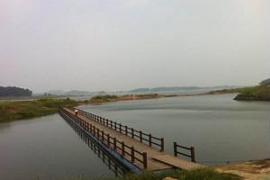 2019郑州春季糖酒会旅游景点推荐――南湾湖