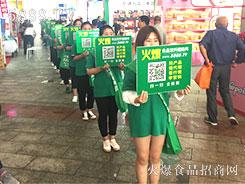 2018漯河糖酒会,火爆食品网震撼全场!
