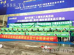 2018第四届南京糖酒会,绿色洪流之势助您成功开创完美未来