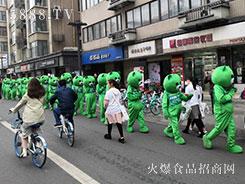 2019成都春季糖酒会,爆爆新形象亮相,迈向招商新征程