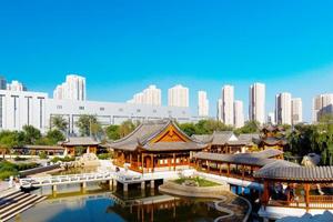 第101届天津全国糖酒会旅游推荐之天津南普公园