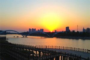 2020漯河食博会旅游推荐之漯河沙澧河风景区
