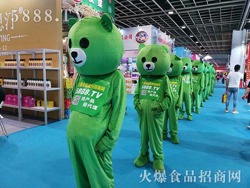 火爆食品网倾情助阵2019南京国际糖酒会!