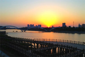 2020第十八届漯河亚虎老虎机国际平台会推荐之漯河沙澧河风景区