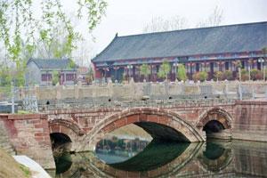 2020第十八届漯河亚虎老虎机国际平台会推荐之漯河小商桥景区