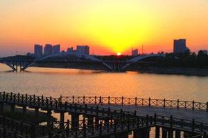 2020漯河食博会旅游推荐之漯河沙澧河