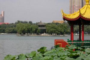 2020济南秋季全国糖酒会景点推荐――济南大明湖公园
