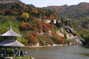 2020济南全国糖酒会景点推荐――济南红叶谷生态文化旅游区