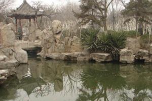 第103届全国糖酒会,济南五龙潭公园好玩吗