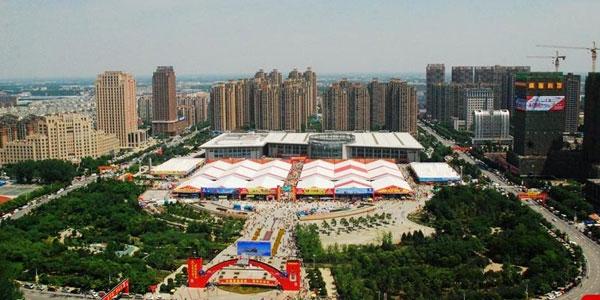 2021年漯河食博会举办展馆是那个