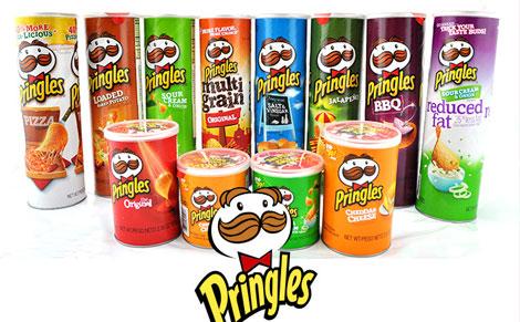 薯片罐子做小动物