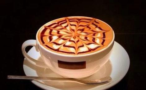 随着意大利花式咖啡的诞生