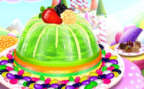 彩虹果冻的做法 原料 黑樱桃味果冻粉,樱桃味果冻粉,青柠味果冻粉