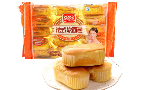 盼盼法式软面包